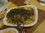 Main pasta dish