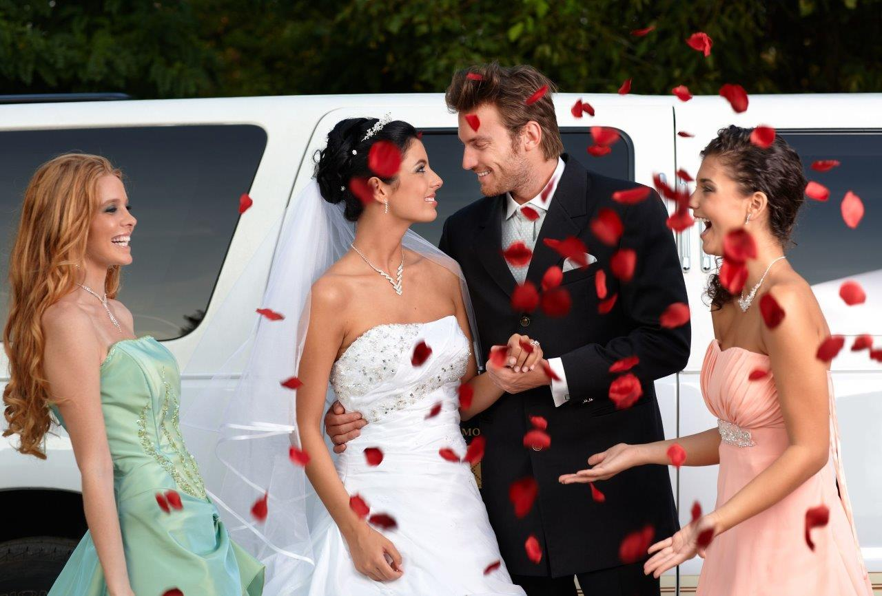 Rosemont Limo, Limousine Service, Party Bus, Car Service, Airport Shuttle, Wedding Limo, Prom Limo, Quinceanera.