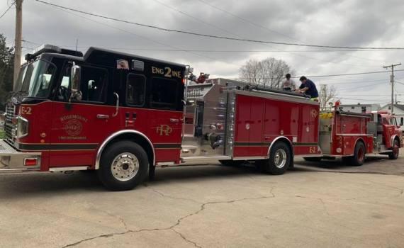 Rosemount Fire Department Engine 2