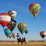 Happy Hour Hot Air Balloon