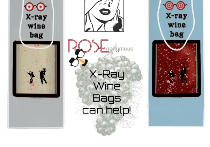 Bring Wine To Your Next Party With Confidence Rosenonymous Design