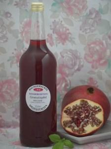 1 Liter Granatapfel-Balsam-Essig