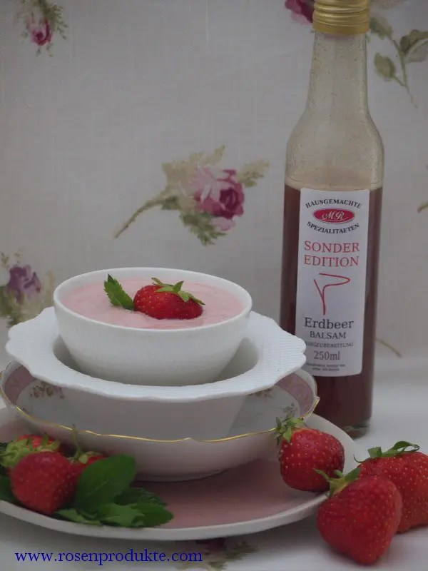 Erdbeerjoghurt selbst gemacht