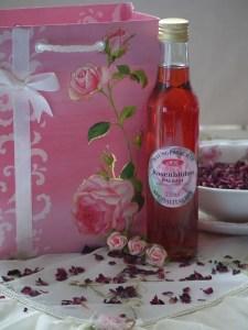 Rosen-Balsam für Glückskekse