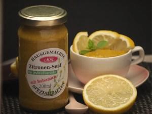 Zitronen Senf für immunsystem-starken-salat