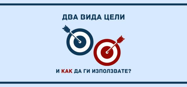 Два вида цели и как да ги използвате?