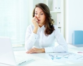 bigstock-Concerned-female-office-worker-30272459