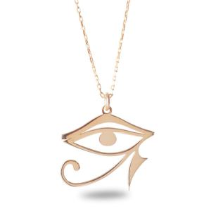 gold eye of horus
