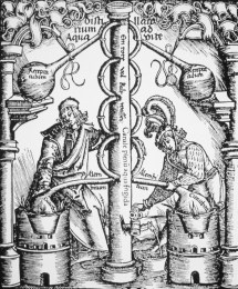 illustration-of-16th-century-alcohol-distillation-dr-jeremy-burgess