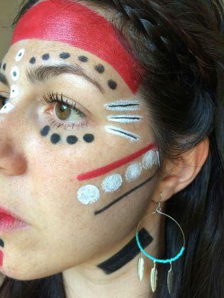 zoom makeup guerriere