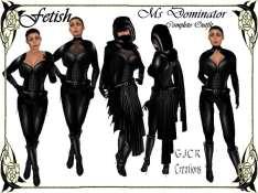 [GJCR] Fetish ~ Ms Dominator