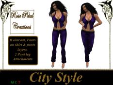 [RPC] Women ~ City Style ~ Purple