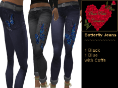 [RPC] Butterfly Jeans Pack