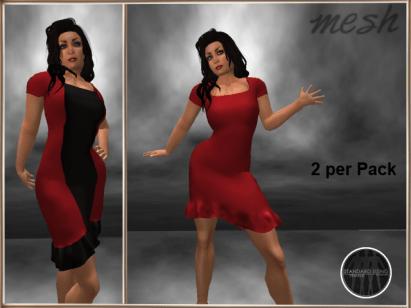 [RPC] MESH ~ Red Dress