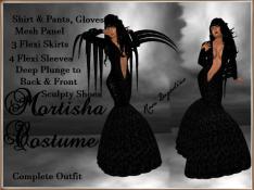 [RPC] Costume ~ Mortisha
