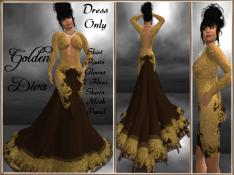 RPC Golden Diva ~ Chocolate