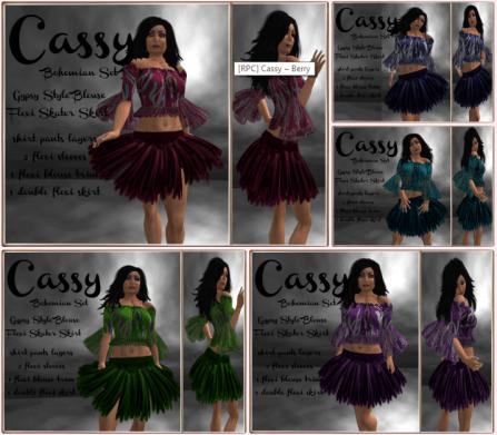 Cassy multi