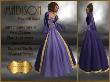 [RPC] Medievil ~ Madison ~ Purple
