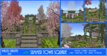 [RPC] Summer Town Square