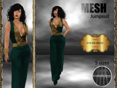 rpc-mesh-green-jumpsuit