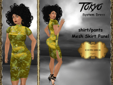 [RPC] Tokyo in Gold