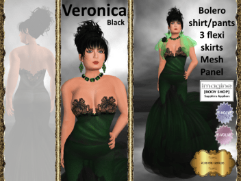 [RPC] Veronica ~ Green
