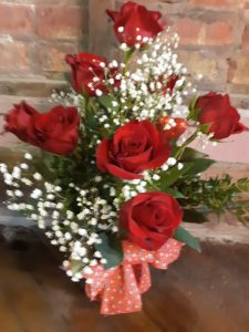 RED ROSES LITTLE FALLS NY