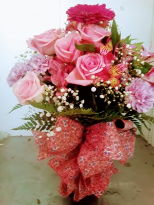 Rose PETALS florist
