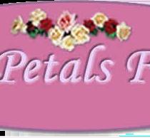 logo for rose petals florist