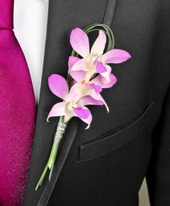Prom Flowers - Wrist Corsages - Boutonnieres