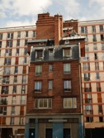 Paris à pied : Maison Georges Chanson