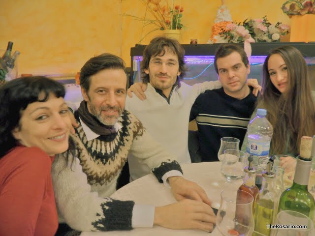 Roser Amills con cristobal jodorovsky