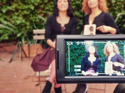 Visto Lo Visto TV | Entrevista very hot a Victor Amela, Roser Amills y Joan Spin