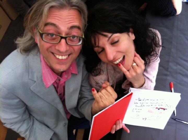Roser Amills y Victor Amela Paraules d'amor