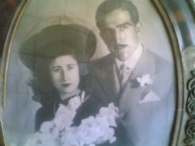 rosarito y josé abuelos
