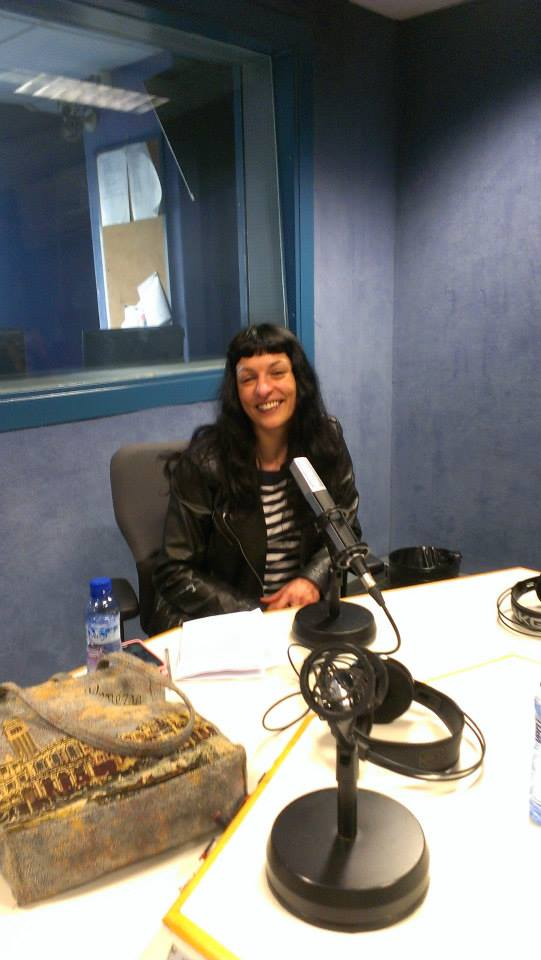 roser amills a catalunya radio debat