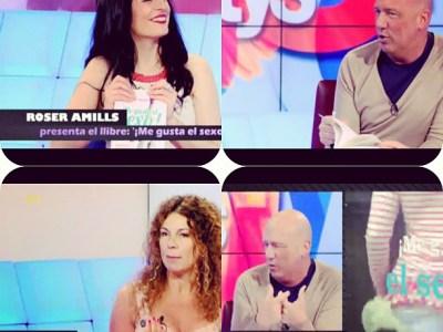 ARUCITYS | Roser Amills a punto de ser entrevistada