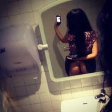 Al lavabo de catalunya radio tambe un #amillspublicwc