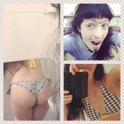 roser amills culo bikini