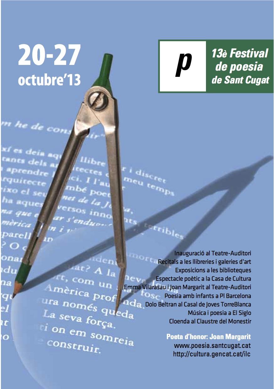 festival de poesia 2013