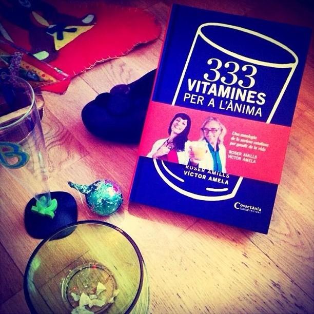 333 vitamines per a lanima