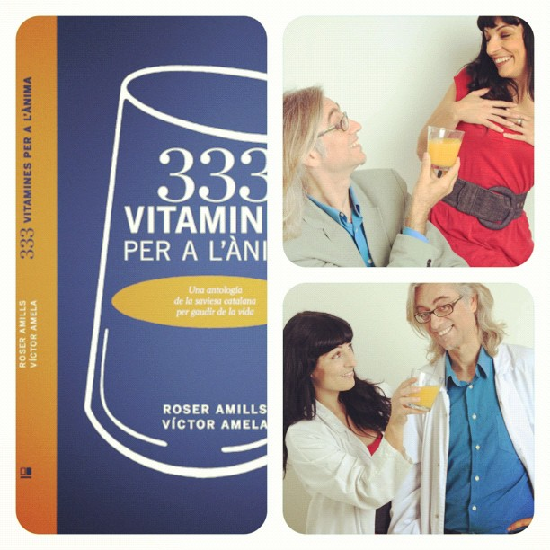 333 vitamines roser amills y victor amela