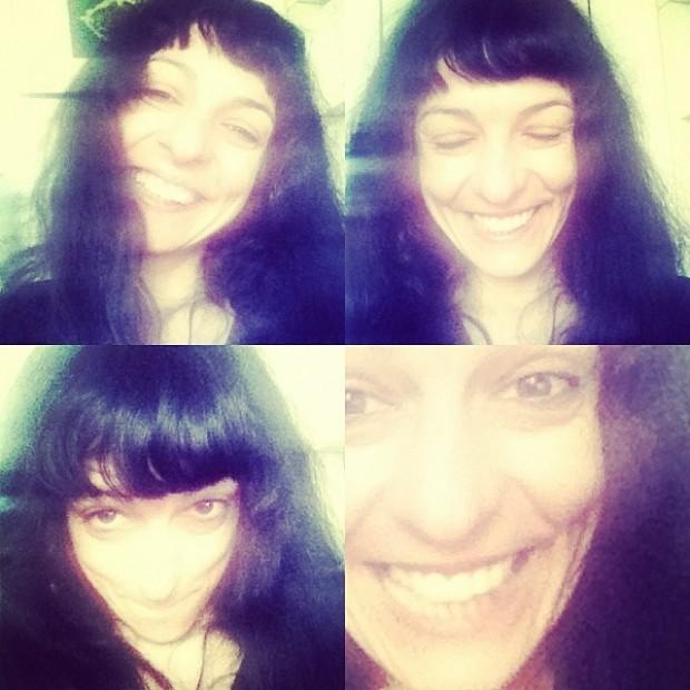 roser amills sonrisa cuatro fotos