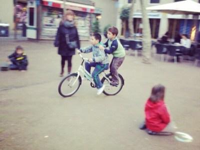 Los niños sí saben lo que es ser valiente ;))