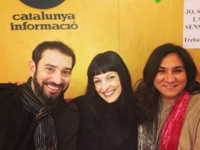 Amb el Pere Estupinyà i la Marta Arasanz estem d'acord: el desig femení és important