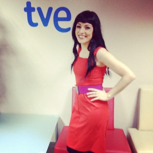 Roser Amills a TVE