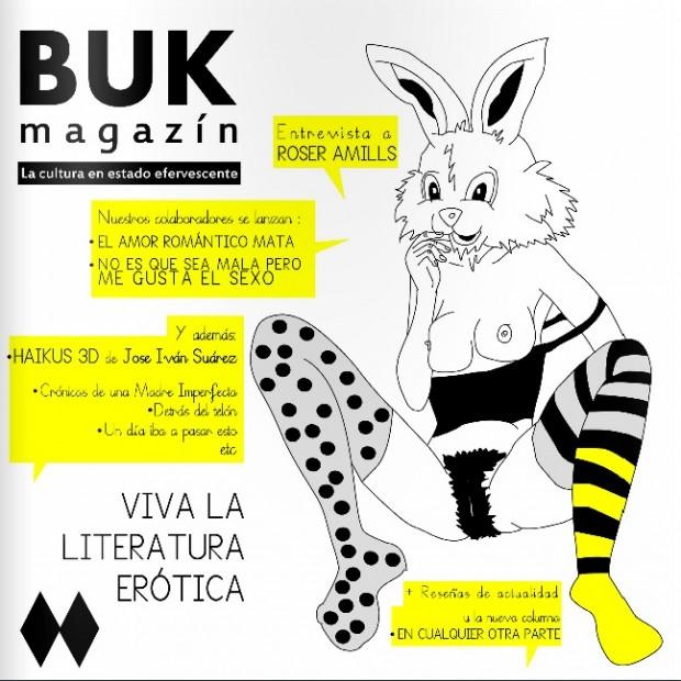 buk magazin entrevista a roser amills