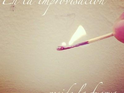 Buenos días: en la improvisación reside la fuerza