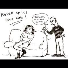 roser amills desnuda ilustracion lhora del lector