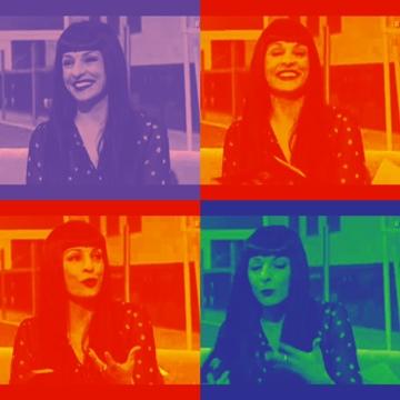 roser amills television cuatro colores